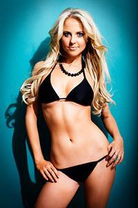 Chelan Simmons in a bikini