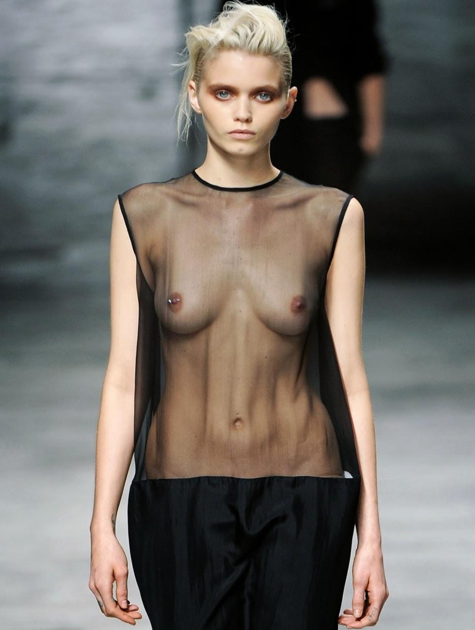 Abbey Lee Kershaw - breasts