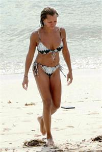 Vanessa Williams in a bikini