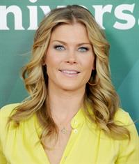 Alison Sweeney 2013 TCA Winter Press Tour - NBC Universal - Day 1 (Jan 6, 2013)