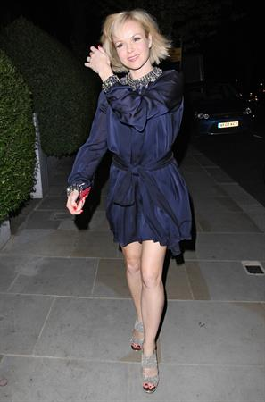Amanda Holden annual ITV Summer Party in London on July 6, 2011