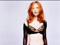 Alicia Witt in lingerie