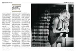 Amber Heard Esquire UK March 2011