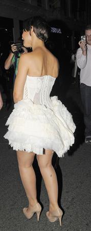 Amelle Berrabah DG party on September 21, 2010