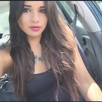 Ashley Ortiz taking a selfie