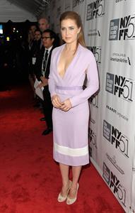 "Amy Adams - ""Of Her"" Closing Night Gala, NY 10/12/13"