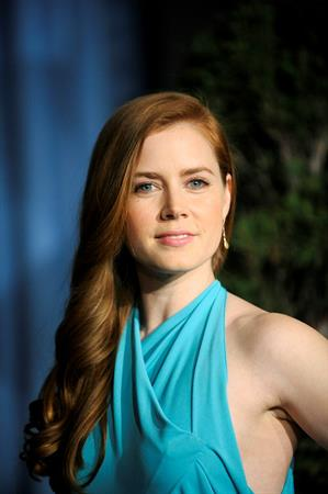 Amy Adams 2009 Oscar Nominees luncheon in Beverly Hills