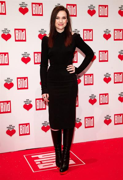 Amy Macdonald Ein Herz für Kinder Charity Gala in Berlin 15.12.12