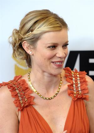 Amy Smart 8th Annual Visual Effects Society VES Awards in Century City February 28, 2010