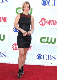 Andrea Joy Cook - arrives at the 2012 TCA Summer Tour - CBS, Showtime And The CW Party at 9900 Wilshire Blvd on July 29, 2012 in Beverly Hills, California
