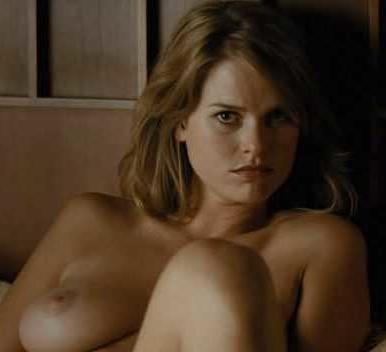Alice Eve - breasts