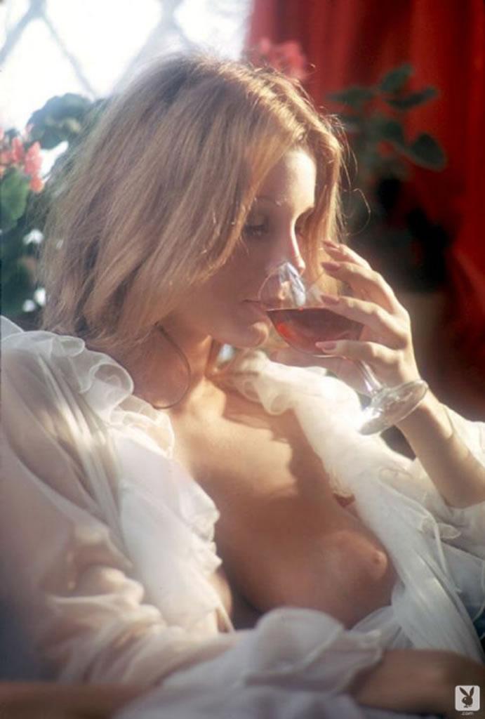 Nude playmate nancy cameron
