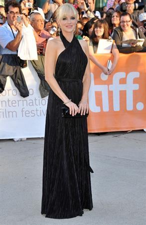 Anna Faris Moneyball Premiere in Toronto on September 9, 2011