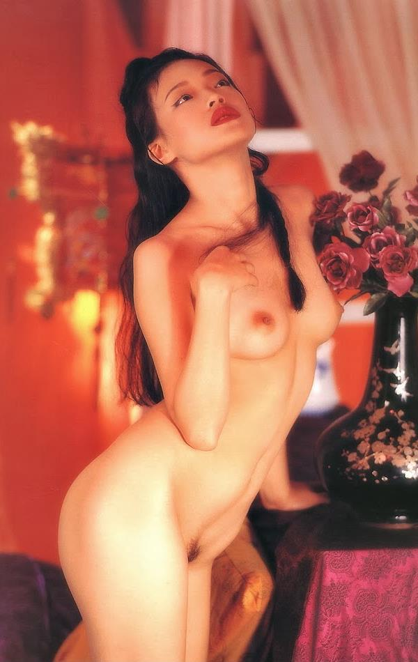 Shu qi topless