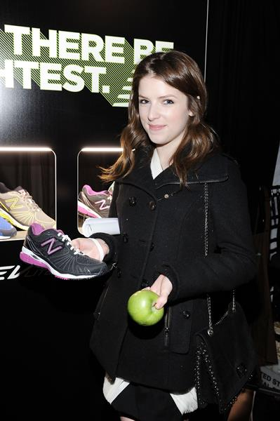 Anna Kendrick the Film Independent Spirit Awards 2011 on February 26, 2011