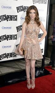 Anna Kendrick Pitch Perfect LA premiere 9/24/12