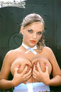 Ines Cudna - breasts