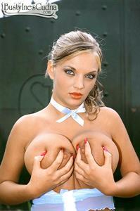 Ines Cudna - breasts