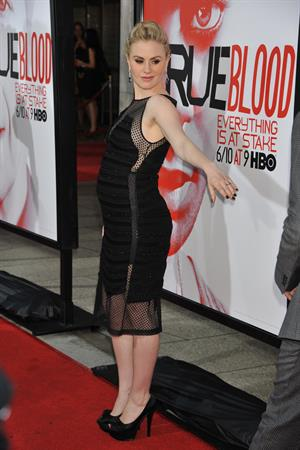 Anna Paquin - True Blood Season 5 premiere in Los Angeles (May 30, 2012)