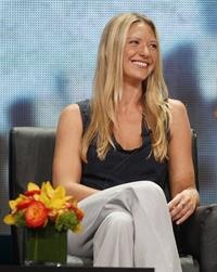 Anna Torv Fringe panel at summer TCA Tour in Beverly Hills on July 23, 2012