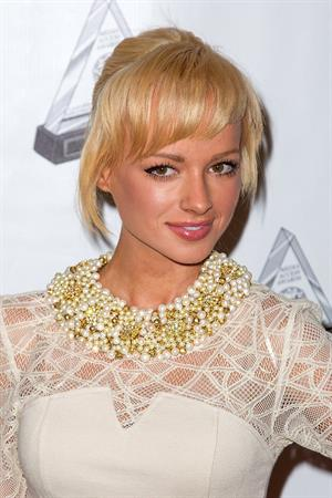 Ashley Rickards The 2012 Media Access Awards, Oct 10, 2012