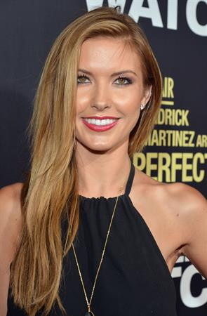 Audrina Patridge - End of Watch premiere in Los Angeles - September 17, 2012