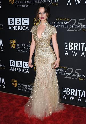 Berenice Marlohe BAFTA Los Angeles 2012 Brittania Awards 11/7/12