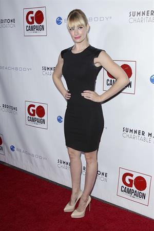 Beth Behrs 6th Annual GO GO Gala (November 14, 2013)