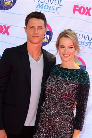 Brigit Mendler - 2012 Teen Choice Awards in Universal City (July 22, 2012)
