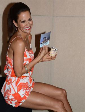Brooke Burke - Dreyer's Slow Churned light ice cream's  A Reason to Smile  in Oakland (June 6, 2012)