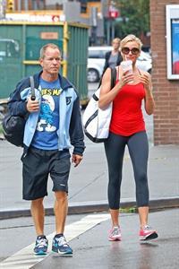 Cameron Diaz - New York - August 27, 2012