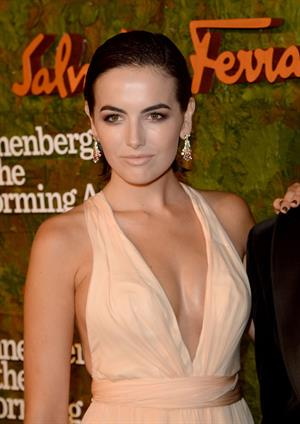 Camilla Belle Wallis Annenberg Performing Arts Gala in Beverly Hills, October 17, 2013