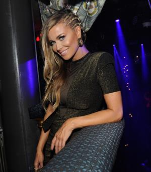 Carmen Electra Celebrates New Year's Eve at The Lalazzo in Las Vegas 31.12.12