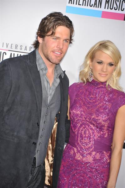 Carrie Underwood American Music Awards (November 18, 2012)