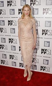 Cate Blanchett Gala Tribute To Cate Blanchett at 51st New York Film Festival on Oct. 2, 2013