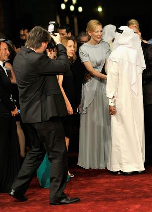 Cate Blanchett 'Life of PI' Opening Gala during 9th Annual Dubai Int. Film Festival December 9, 2012