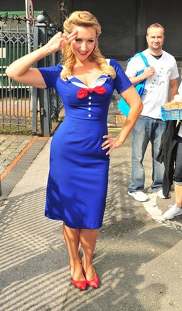 Catherine Tyldesley - Manchester Pride - August 25, 2012