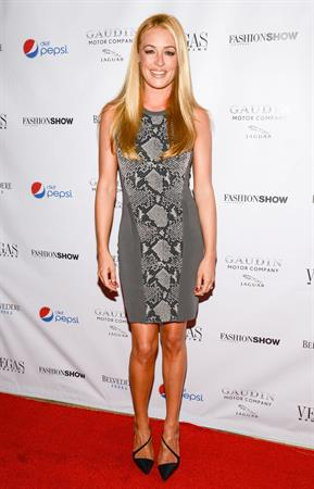 Cat Deeley Vegas Magazine Fall Fashion Preview in Las Vegas, Sep. 12, 2013
