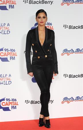 Cheryl Cole – Jingle Bell Ball 12/8/12