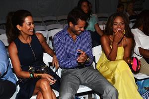 Christina Milian - Mercedes-Benz Fashion Week in Miami 19/07/201