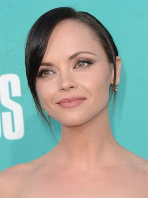 Christina Ricci at 2012 MTV Movie Awards, Los Angeles, June 3, 2012