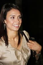 Christine Bleakley South Africa June 25, 2010