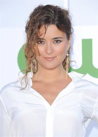Cote De Pablo attends CW, CBS, And Showtime 2012 Summer TCA Party July 29, 2012