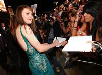 Dakota Fanning Breaking Dawn 2 premiere in LA 11/12/12