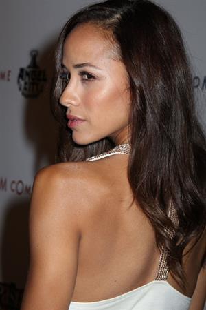 Dania Ramirez ''Kingdom Come'' World Premiere in Hollywood October 2, 2012