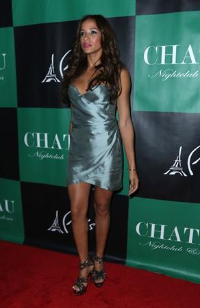 Dania Ramirez - Chateau Nightclub & Gardens at the Paris Las Vegas in Las Vegas on August 8, 2012