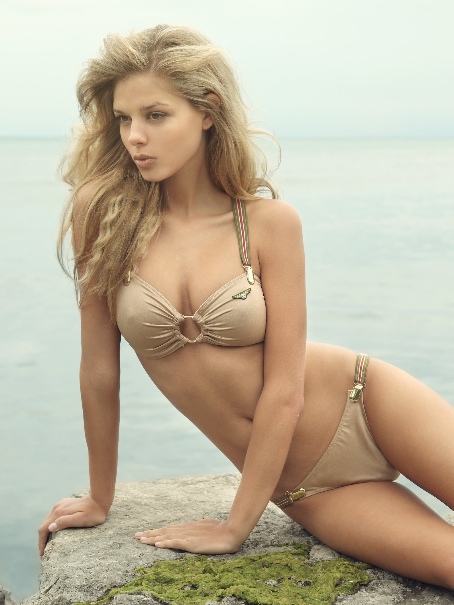 Danielle Knudson delicious for Zeugari swimwear/beachwear 2011 Zeugari swimwear/beachwear line