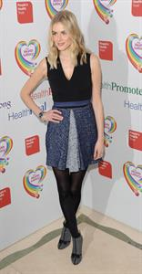 Donna Air The Health Lottery Fundraising Event -- London, Mar. 28, 2013