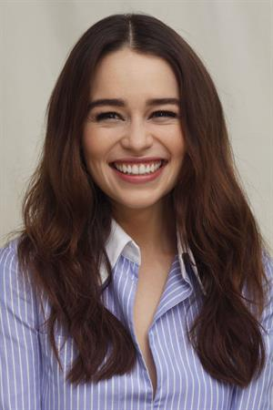 Emilia Clarke  Game of Thrones  Press Conference in Beverly Hills - March 18, 2013