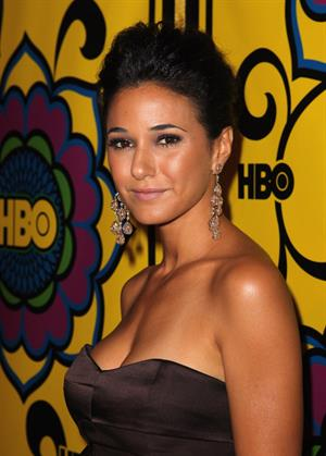 Emmanuelle Chriqui - HBO's Official Emmy After Party at The Plaza in Hollywood, September 23, 2012